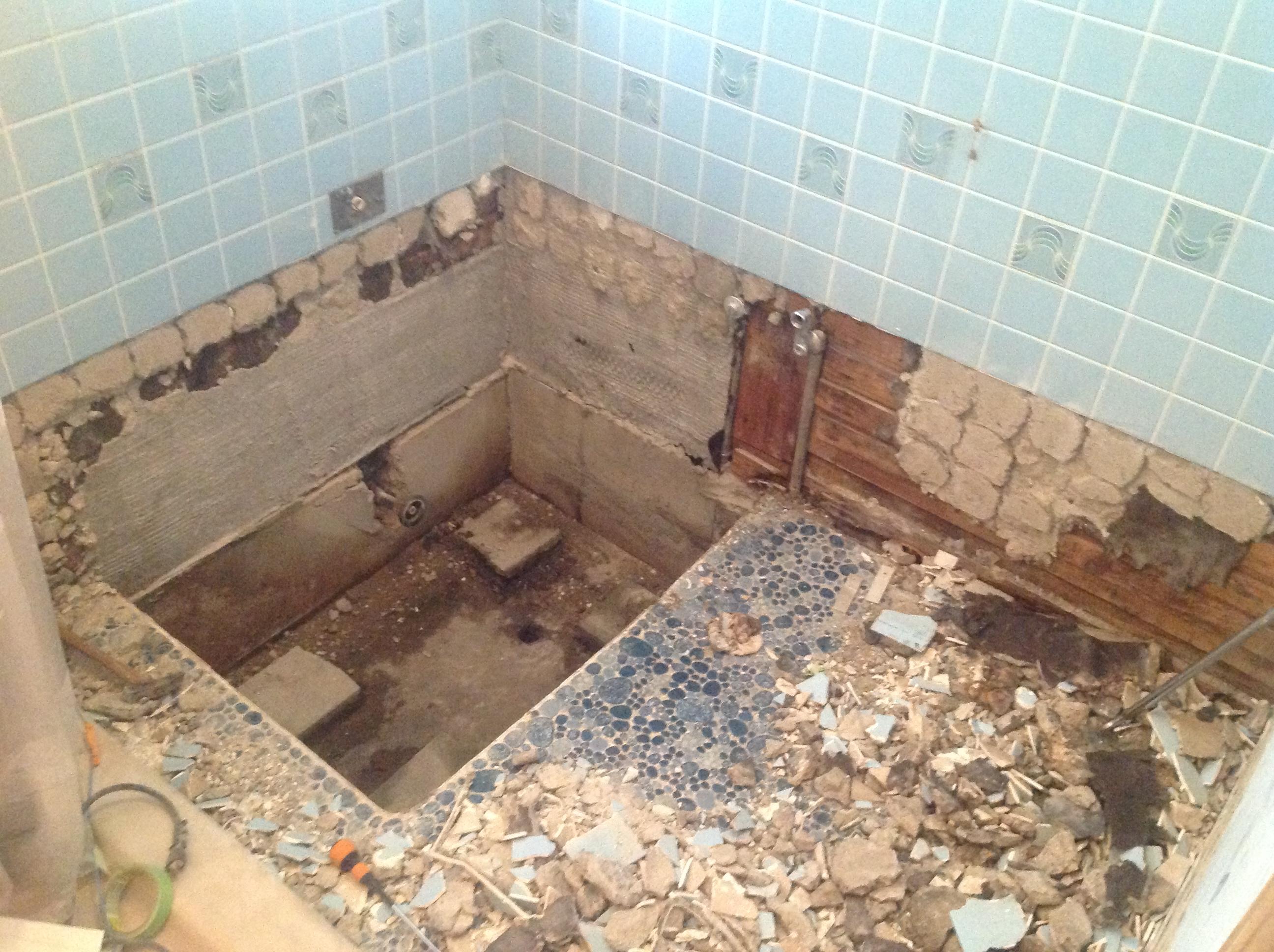 浴室・風呂場のタイル
