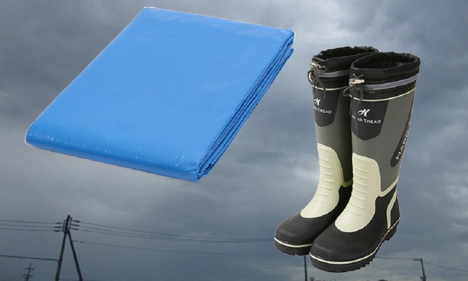 作業用衣料・安全靴通販のコーナー